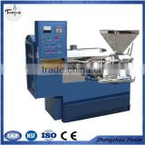 fully automatic multi-function screw flaxseed oil refinery machine/2015 hot-sell oil press