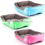 New Hot Selling Universal Pet Dog Cat Bed Sofa Puppy Cushion House Warm Pet Kennel Dog Mat Pad Blanket