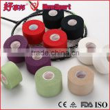 CE ISO FDA Approval Acrylic Acid 100% Cotton Zinc Oxide Adhesive Medical Injury Plaster Tape