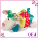 Popular plush soft toy dog baby Sleeping toy
