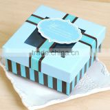 2015 Made in dongguan handmade baby sweet box/wedding candy box                                                                         Quality Choice
