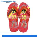 2014 new design eva rubber summer beach slipper flip flops