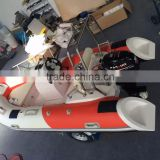 rigid inflatable boat 3.9m luxury RIB boat for sale