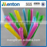 12*200mm colorful bubble tea straw