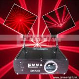 Cheap 500MW Single laser red, DMX stage light, party light light, beam Disco Laser Light by air mail free shipping