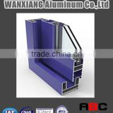 6063 Grade and T5/t6 Temper Aluminum Profiles, Powder coating Sliding Door and Window Frames
