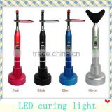 Dental Wireless LED Curing Lights for Teeth Bleaching Lamps