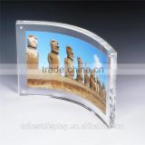 Transparent plastic sheets, poster board stands display stand, a4 sheet display stand