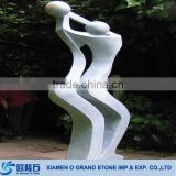 marble swimming pool abstract art stone sculpture