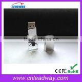 new gift 2014 acrylic usb drive could put things inside body wholesale bulk cheap