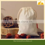 custom printed small linen bags for gift