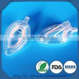 eco-friendly medical laryngeal mask that make of Medical silicone /safe medical laryngeal mask