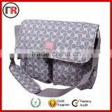 High quality quilted baby diaper bags aardman nappy bag
