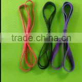 latex rubberLatex Resistance Bands Heavy Elastic 6 Levels Choose Home Gyms Exercises Loop