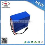 LiFePO4 12V 60AH battery pack for electric tools, motorcycle, scooter, ebikes, pedals,e-golf car, etc