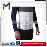 Therapy support elastic abdominal binder