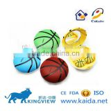 Basketball shape eyewear boxes for contact lens