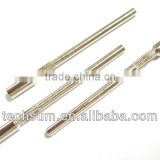 cold pins for heating element