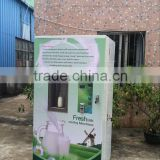 Commercial Automatic Fresh Milk Dispenser and Milk ATM Machine