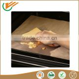 Factory custom kitchen teflon baking sheet oven liner silicone lace mat-silicone oven liner high quality