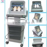 USA HIFU Ultrasound Machine Skin Lifting Cheapest Price Eyes Wrinkle Removal The Newest Non-invasion Ultrasound Focused HIFU EX Device 0.2-3.0J