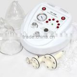 Lymphatic drainage vacuum therapy breast pump electric