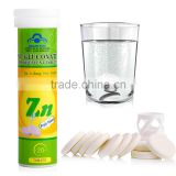 best selling products calcium zinc iron vitamin tablet