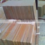 china natural yellow sandstone slabs wall cladding tiles