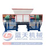 High capacity good performance China made competitive price latest special designed scrap metal crusher machine