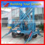 14 M AMS Diesel Driven Mobile Lift Platform 0086 371 65866393