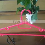 C01#High Quality Plastic Clothes Hangers/Manufacturer Provide Plastic Clothes Hanger With Competitive Price