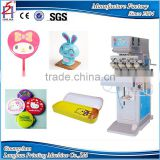 Pneumatic 4 Colors Glass Coffee Cup/Mug Pad Printing Machine,Plastic Tea Cup Printing Machine,Paper Cup Printing Machine