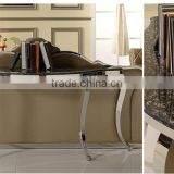 Popular home furniture Entrance table /Marble top console N105