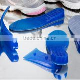 fashion design high quality liquid silica gel shoes pad