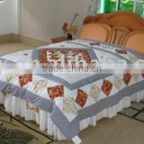 Quilt for bedding set in shandong cheap