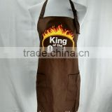 BBQ black apron different style differen size differen LOGO design