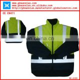 High Vis waterprof jacket with HIGH tape