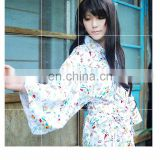 Chinavictor Latest 100% Cotton Women Adult One Size Japanese Peignoir