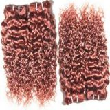Bouncy Curl Cambodian Virgin Hair 14 Inch Wholesale Price