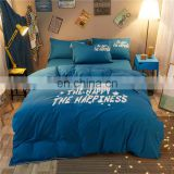 Custom made in china cheap bedding set for kids