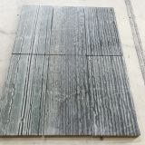 Zebra stripe marble,Grey wooden marble,blue bamboo,Grey straight marble, grey marble slabs & blocks