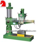 Best Export Model ZQ3050 radial drilling machine price