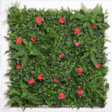 china supplier artificial green turf for football field decoration