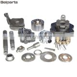 Belparts K3V63 K3V112 K3V140 K3V180 Alloy steel hydraulic pump spare parts for excavator
