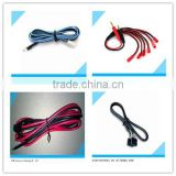 Universial customized household appliance electrical jst wire cable harness with molex connector