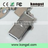 2015 hot selling fashion metal usb 2.0 flash drives, fast car logo metal mini usb flash drive