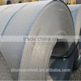 Prime quality cabon steel hot rolled checkered plates & sheets in Shanghai (Q235B,Q345,SS400,St37-2,St52,ASTM A36,S235JR)