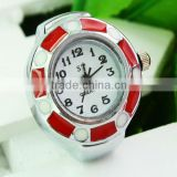 2013 latest and hot products new silicone slap style watch