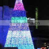 2015 outdoor led light giant decorating christmas tree