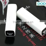 promotional gift portable power bank 2600mah powerbank charger 2600mah power bank for samsung galax tab